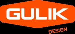 GULIK Graphic Design: Kelowna & Worldwide Logo